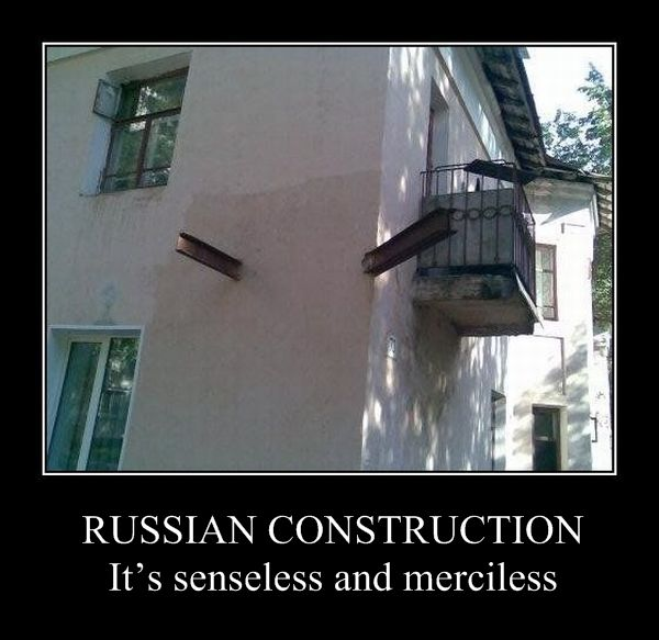 Best Russian demotivational posters (60 pics)