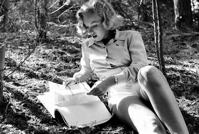 Pictures of Marilyn Monroe never seen before (7 pics)
