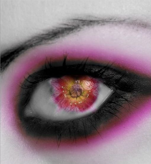Photoshopped pictures of eyes (13 pics)