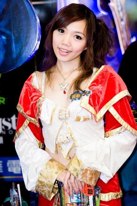 Beautiful World of Warcraft Girls (90 pics)