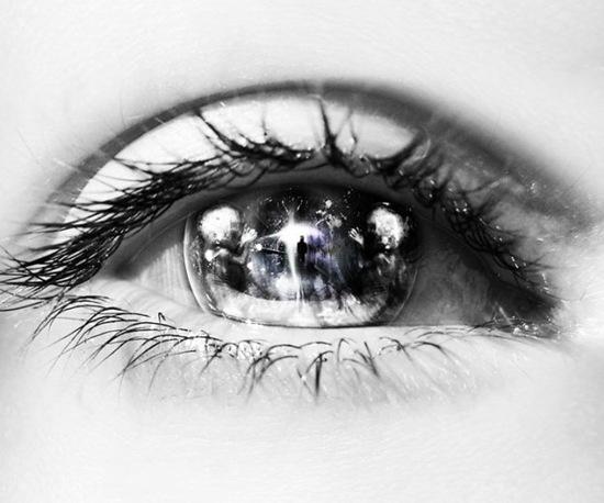 Eye Reflection Photoshop Photoshopped pictures ...