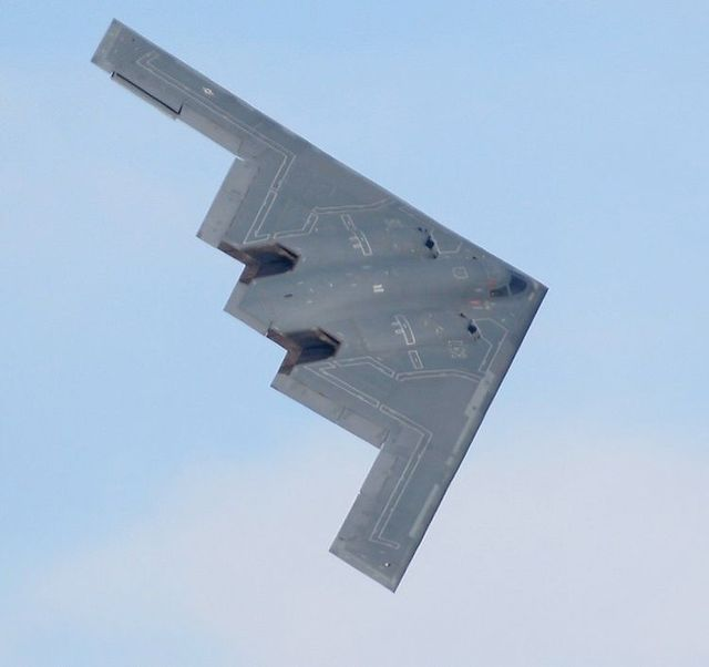 Edwards AFB Airshow (45 photos)