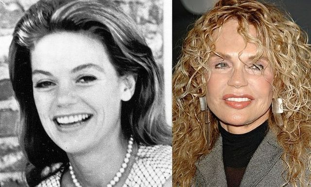 Celebrities – now and then (42 pics)