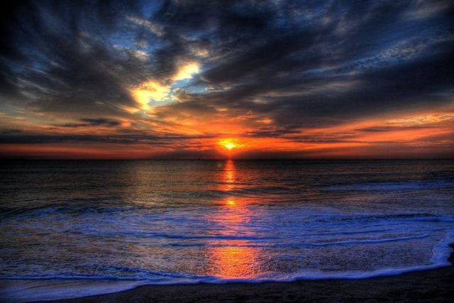 Sunrises in all their splendor (40 photos)