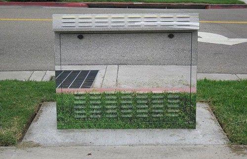 Urban camouflage (12 pics)