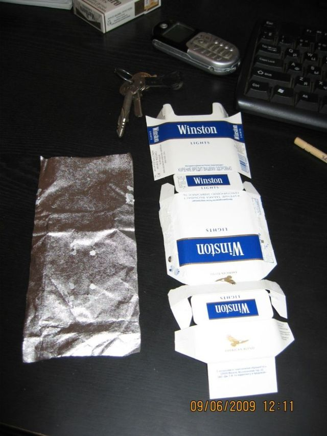 What can be done from a usual pack of cigarettes? (11 photos)