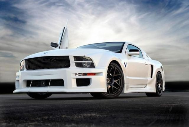 Supercars from U.S. Air Force (20 photos)