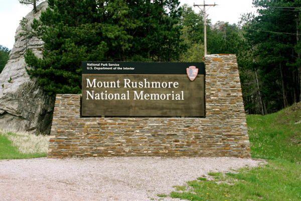 Mount Rushmore and Crazy Horse Memorial (17 pics)