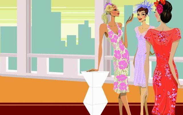 Glamour life (51 pics)