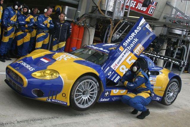 24 Heures Du Mans (23 pics)