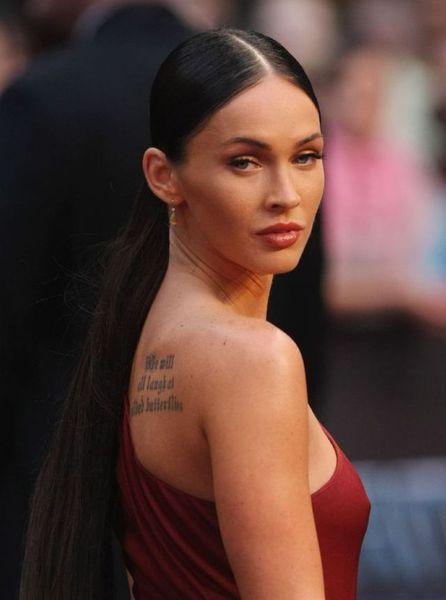 megan fox transformers 2 premiere berlin. dresses Megan Fox at the