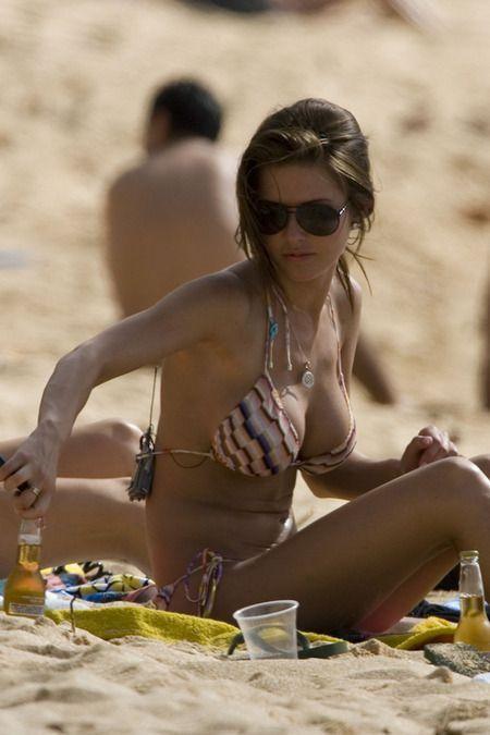 Audrina Patridge in a bikini (8 pics)