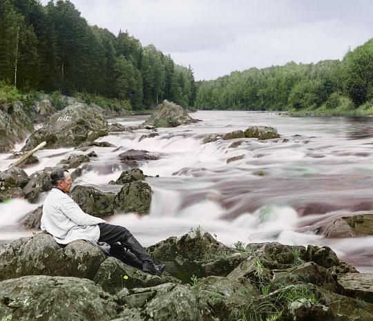 Color photos of almost hundred years ago (23 photos)