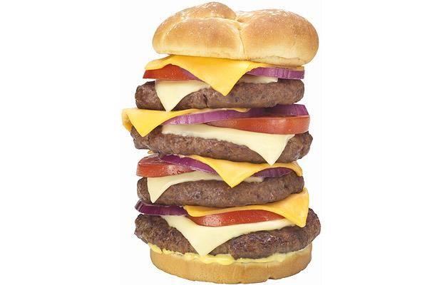 Heart Attack Grill (19 pics)