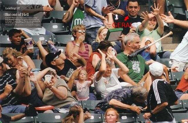 Sometimes it's dangerous to be a spectator (27 pics)