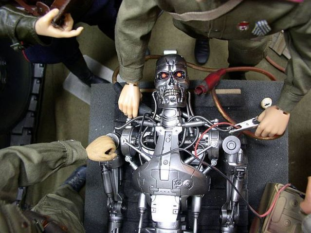 How Terminator was created (38 pics)