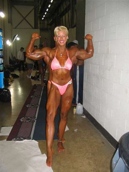 Barbie Guerra, an amazing strong woman (30 pics)