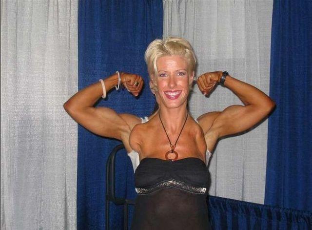 Barbie Guerra, an amazing strong woman (30 pics)
