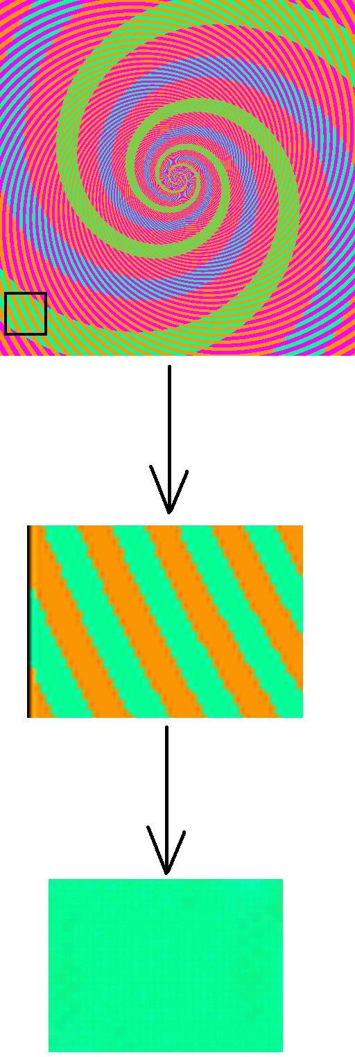 Great optical illusion (3 pics)