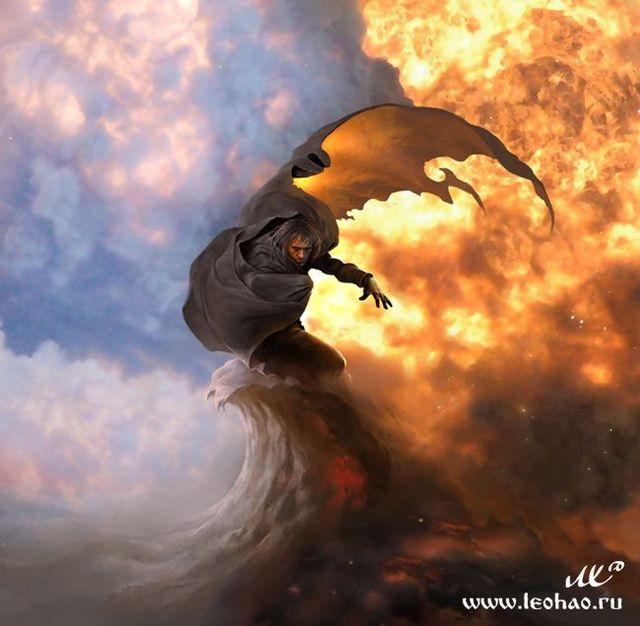 Art by Leo Hao (66 pics)