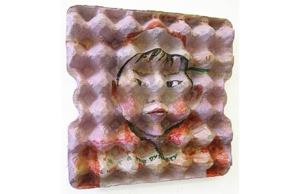 Eggcubism – the eggbox art of Enno de Kroon (12 pics)