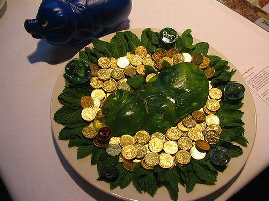 Food Art - The Jell-O Mold Competition (22 pics)
