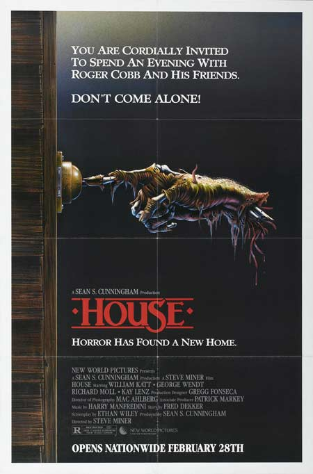 Horror movie posters (87 pics)