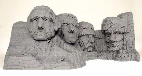 The Art of Brick by Nathan Sawaya (27 pics)