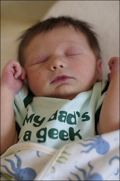 Geeky dads (10 pics)
