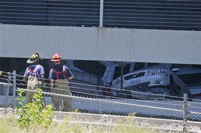 Serious accident in Atlanta (10 pics)