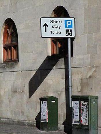 Weird signs. Part 3 (40 pics)