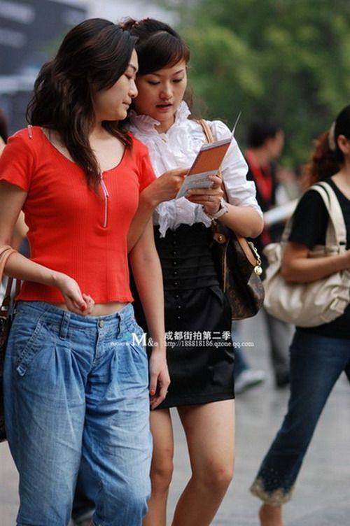 Some pretty Chinese girls (32 pics)