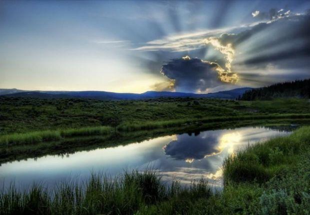 The sky is wonderfully beautiful (17 pics)