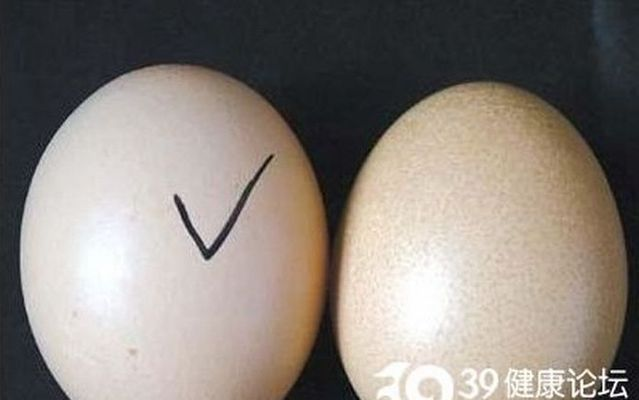 Fake Chinese eggs (9 pics)