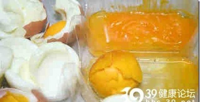 Fake Chinese eggs (9 pics)
