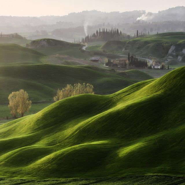 Fabulous landscapes by photographer Marcin Sacha (14 photos)