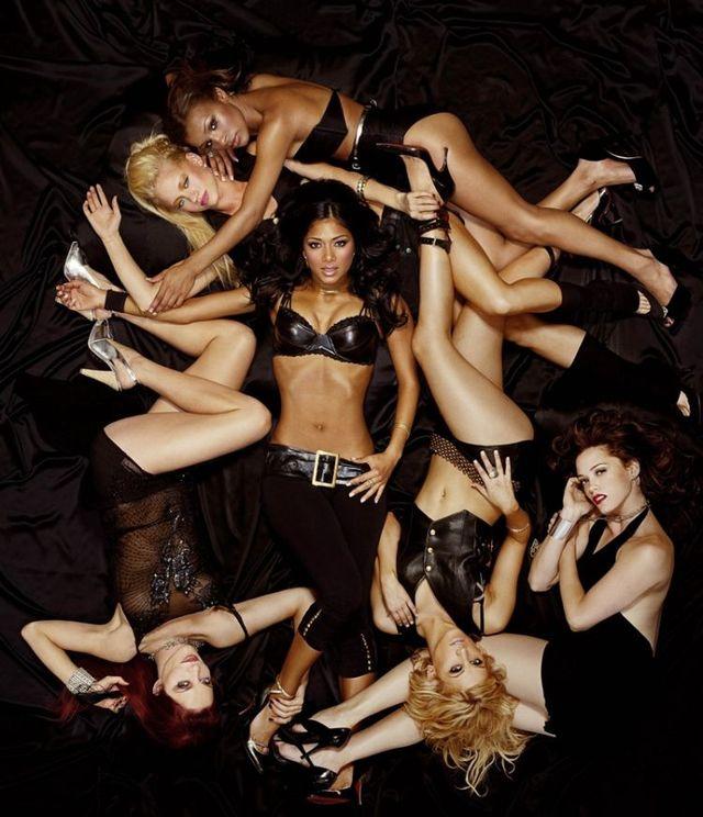 The Pussycat Dolls in Blender magazine (6 pics)