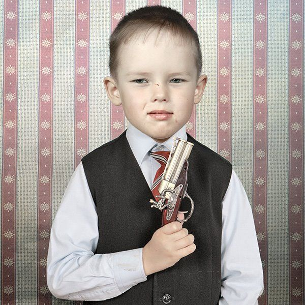 Portraits of children. It is interesting to see (99 pics)