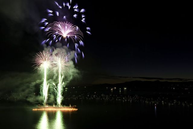 The most beautiful fireworks (35 pics)