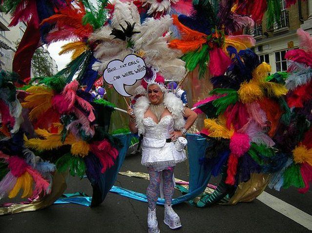 Gay Pride in London (35 pics)