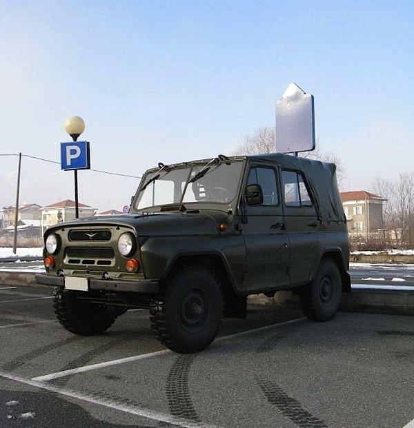 Stunning UAZ model (26 pics)