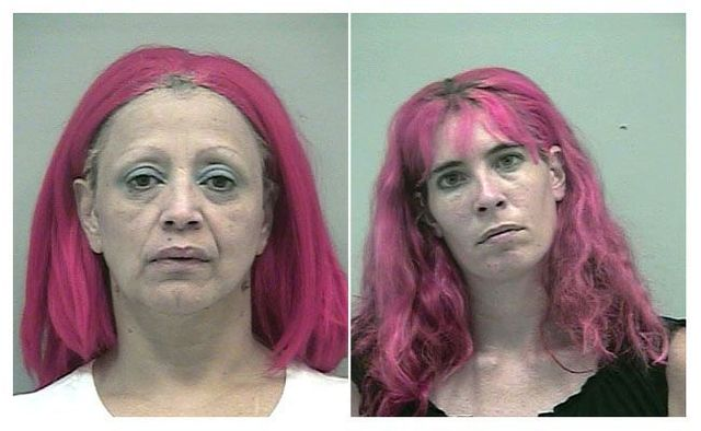 Another compilation of funny mugshots (16 pics)