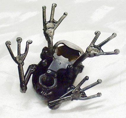 Creative metallic corkscrews and bottle openers (27 pics)