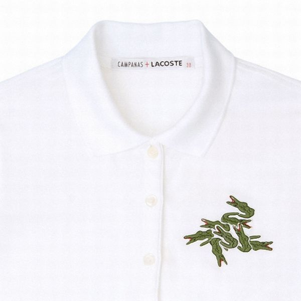 Clothes of a Lacoste brand fan (6 pics)