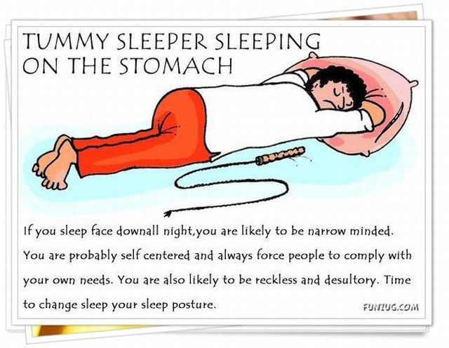 And how do you sleep? (8 pics)