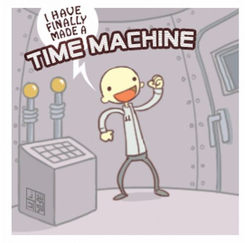 Time Machine (6 pics)