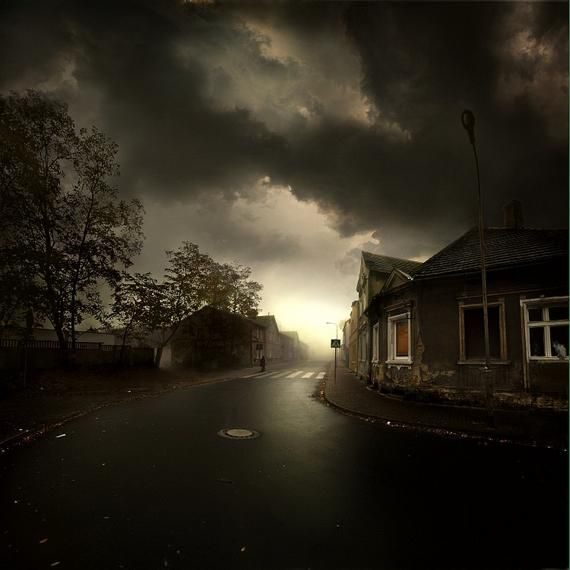 Dark HDR photographs (22 pics)