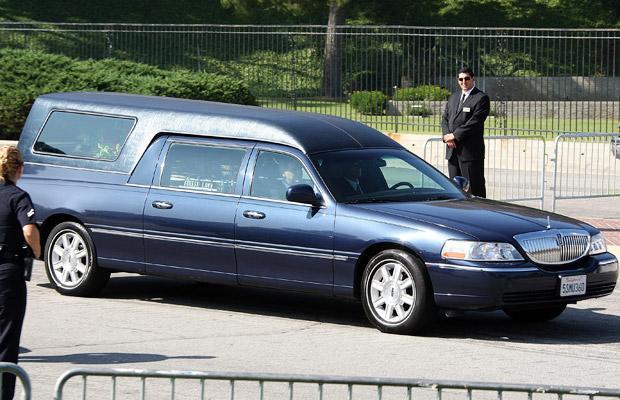 Michael Jackson's funeral (24 pics)