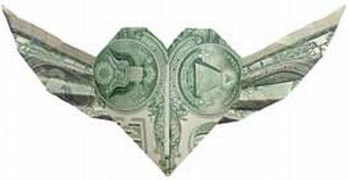 Dollar art (52 pics)
