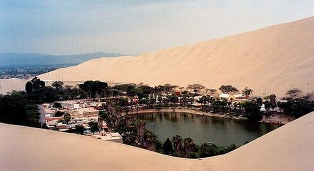 Huacachina - another great destination for summer vacations (38 pics)